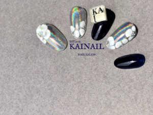 巣鴨、大塚のパラジェル登録ネイルサロン「KAINAIL カイネイル」のヘッダー画像