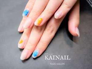 パラジェル登録ネイルサロン「KAINAIL カイネイル」デザイン-2019-02-16-3-1
