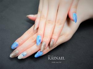パラジェル認定ネイルサロン「KAINAIL カイネイル」デザイン-2019-04-25-2-1