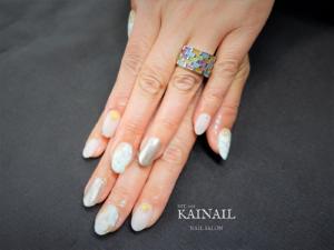 パラジェル登録ネイルサロン「KAINAIL カイネイル」デザイン-2019-04-26-2-1