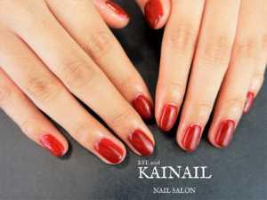 パラジェル登録ネイルサロン「KAINAIL カイネイル」デザイン-2018-10-01-1