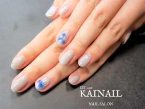 パラジェル登録ネイルサロン「KAINAIL カイネイル」デザイン-2018-10-27-2-1