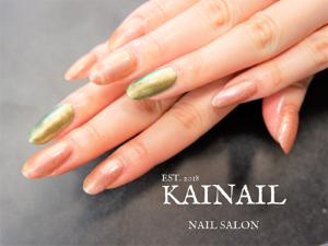 パラジェル登録ネイルサロン「KAINAIL カイネイル」デザイン-2018-11-16-2-1