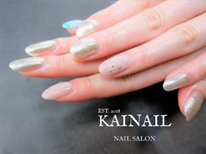 パラジェル登録ネイルサロン「KAINAIL カイネイル」デザイン-2018-12-13-1-1