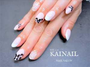 パラジェル登録ネイルサロン「KAINAIL カイネイル」デザイン-2018-12-21-2-1