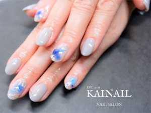 パラジェル登録ネイルサロン「KAINAIL カイネイル」デザイン-2019-01-07-1-1